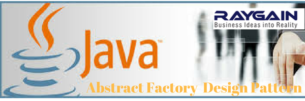 Abstract Factory Method Design Pattern