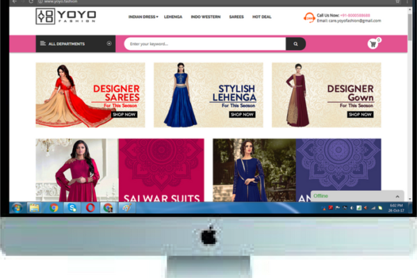 E-COMMERCE – YOYO FASHION