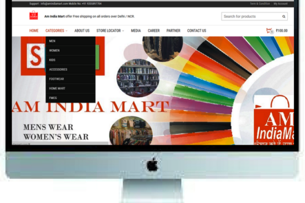 E-COMMERCE – AM INDIA MART