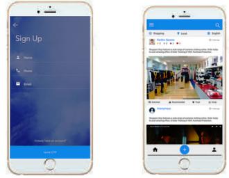iOS-SOCIAL MEDIA APPS